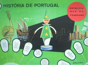 Historia de Portugal - Pergunte que eu respondo - Majora
