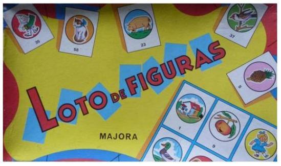Jogo de Figuras - Majora