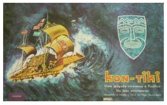 Kon - Tiki majora