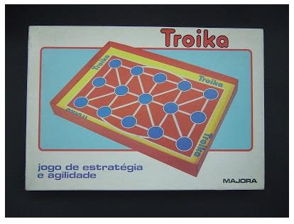 troika - majora
