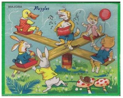 majora - puzzles