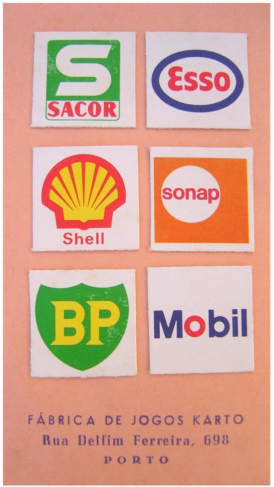 Empresas petróleo karto