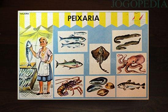cartão-peixaria