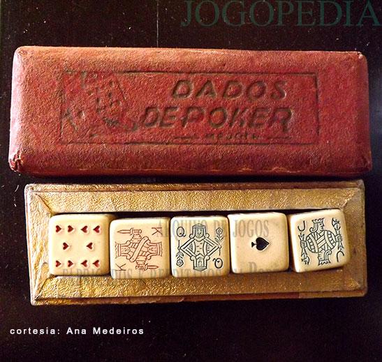 Poker dados regras