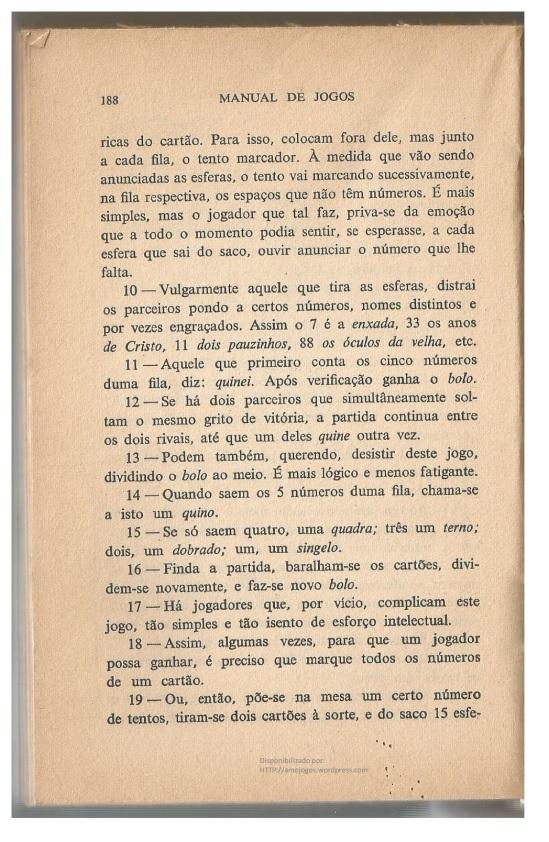 regras loto 2